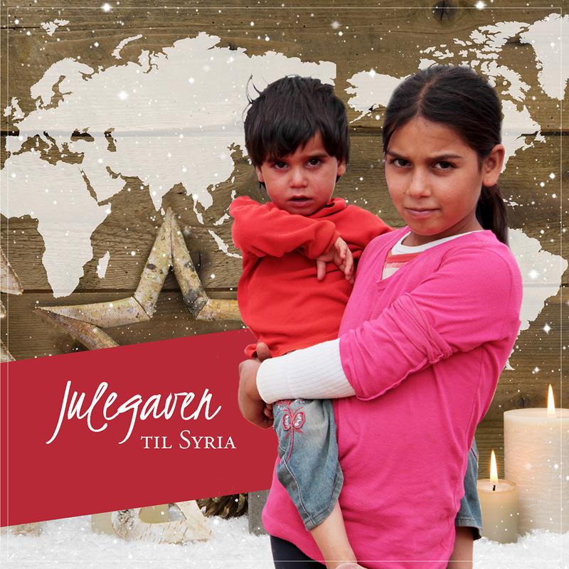 Julegave Syria